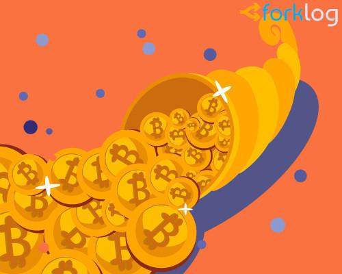 Объем открытых позиций в биткоин-фьючерсах превысил  млрд