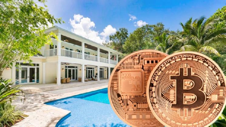 Lloyds Auctions добавил возможность покупки недвижимости за биткоины