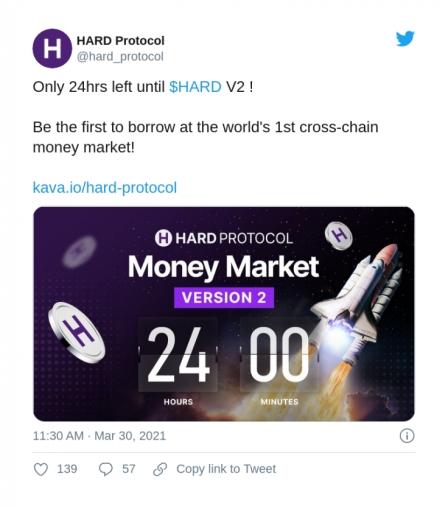 Kava Labs introduces HARD Protocol V2