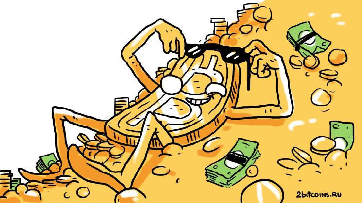 Владельцы биткоинов перешли в стадию аккумуляции криптовалюты