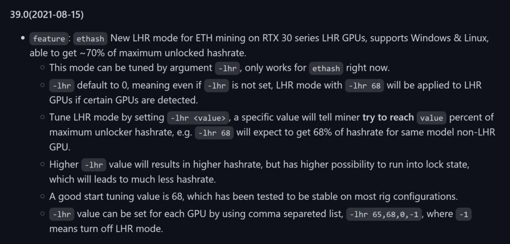 Как майнить криптовалюту на GeForce 3000