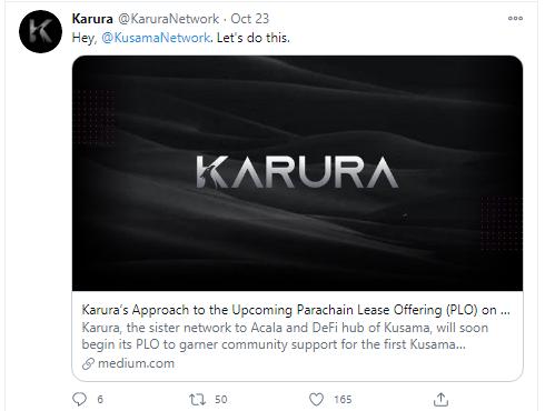 Karura introduces PLO: details